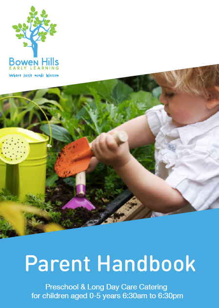 Bowen Hills Early Learning Parent Handbook