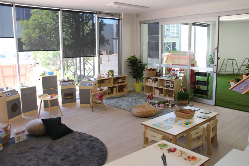 Toddler Playscape | Bowen Hills Childcare Centre