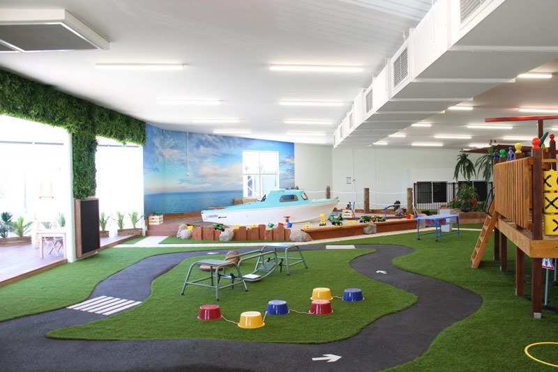 Play Area | Bowen Hills Childcare Brisbane